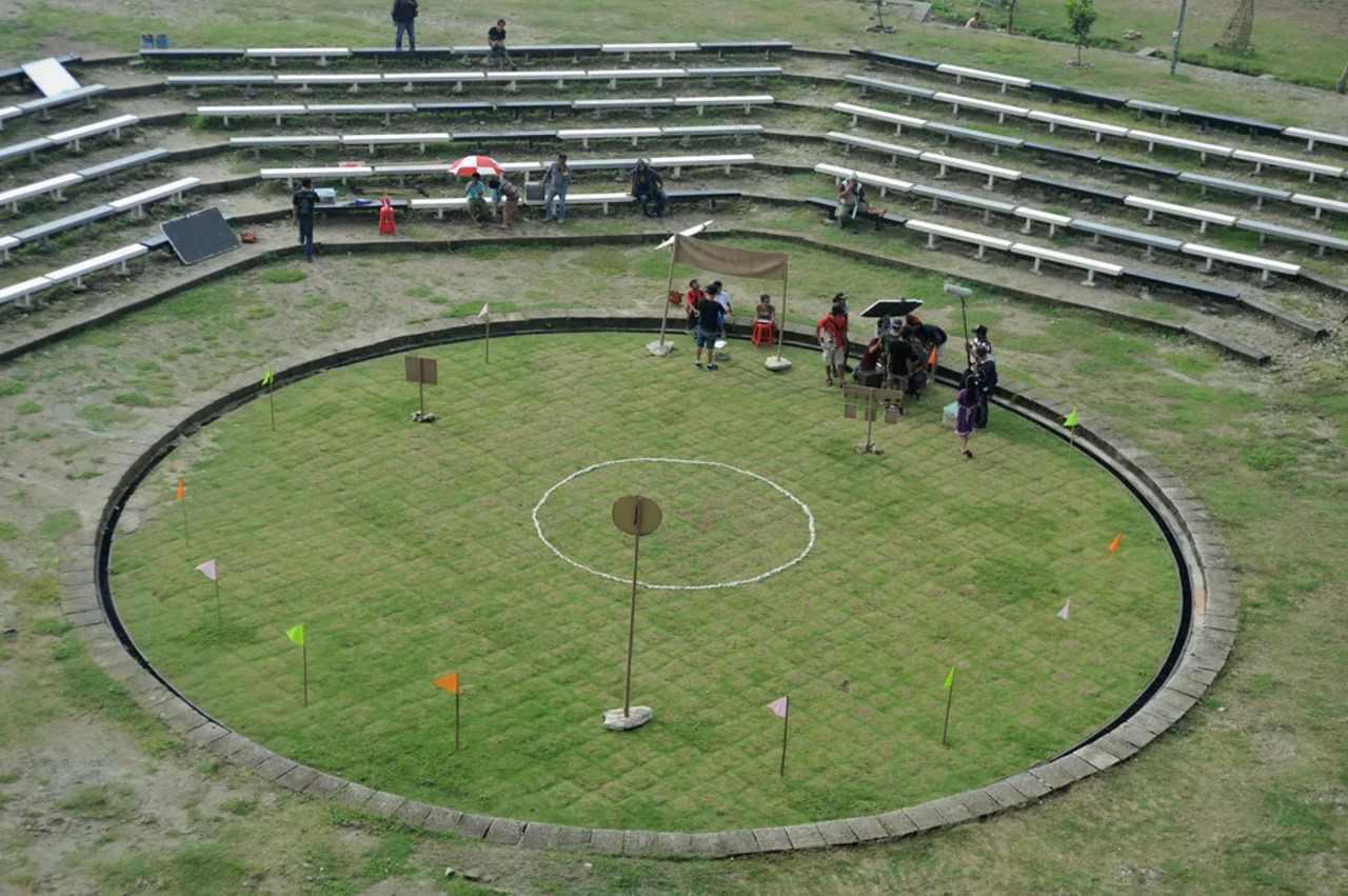 area amphitheater