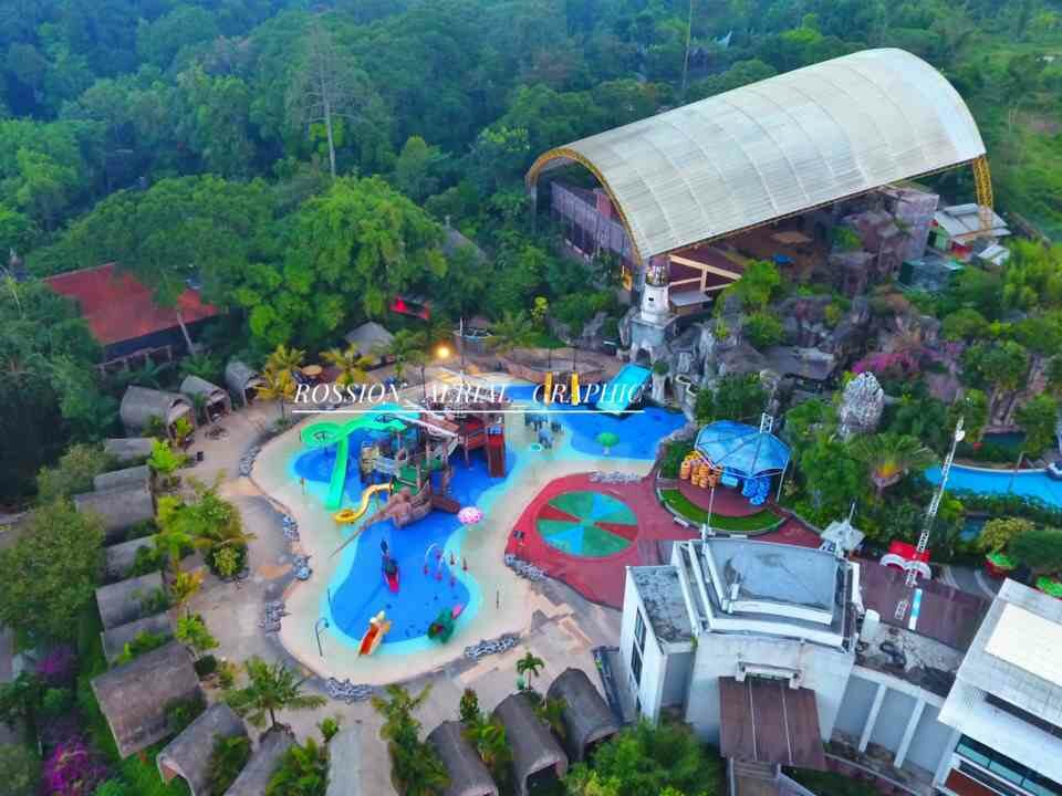 area water park taman safari prigen