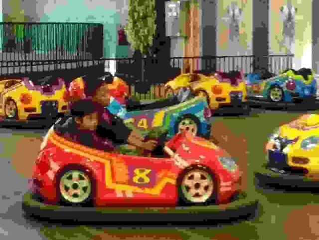 wahana boom-boom car