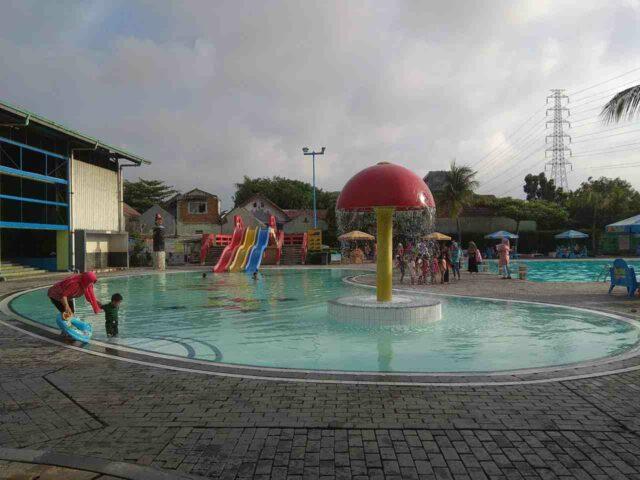 wahana permainan anak thb water park