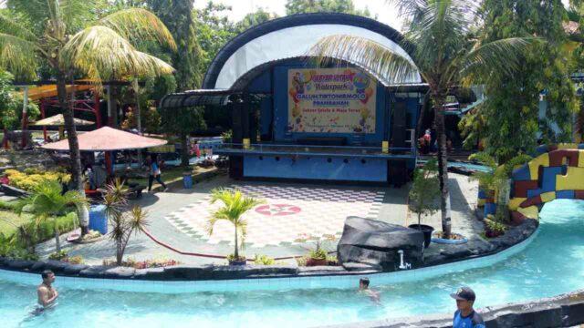 kolam arus tirtonirmolo waterpark galuh