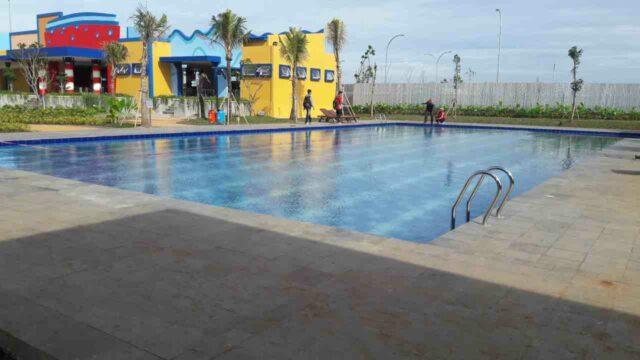 kolam renang untuk dewasa di Batavia Splash Adventure