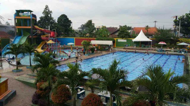 kolam renang semi olimpik untuk dewasa