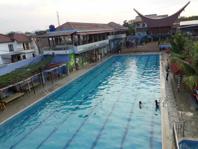 kolam renang olimpik untuk dewasa