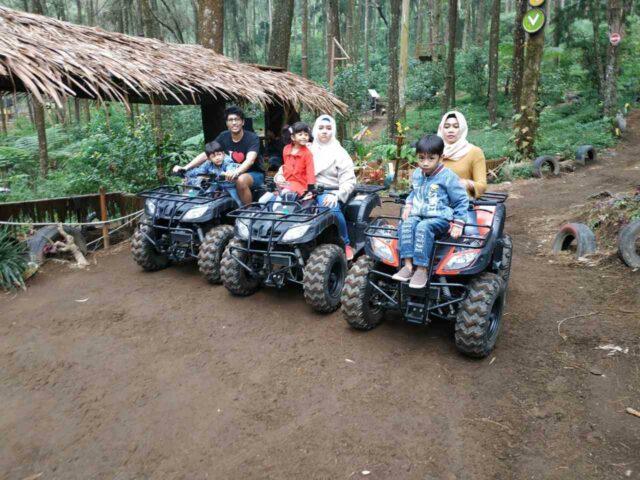 wahana atv kopeng adventure park