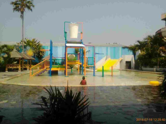 wahana anak balong waterpark