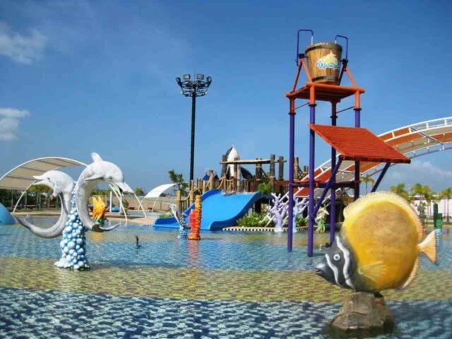 wahana waterpark ocarina batam