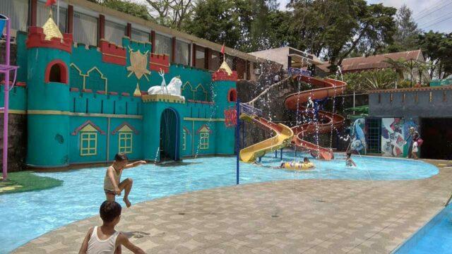 kopeng waterpark taman wisata kopeng