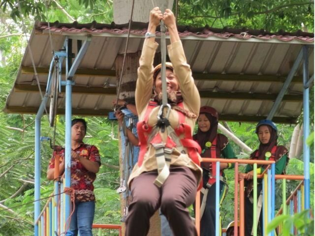 Flying Fox Pacet Mini Park