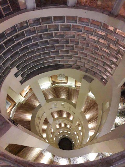 Bangunan dengan desain unik javatero suites