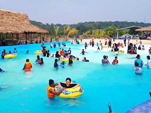 Cikao Park Purwakarta Tiket 6 Aktivitas Seru April 2021 Travelspromo