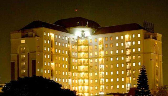 gedung the majesty hotel bandung