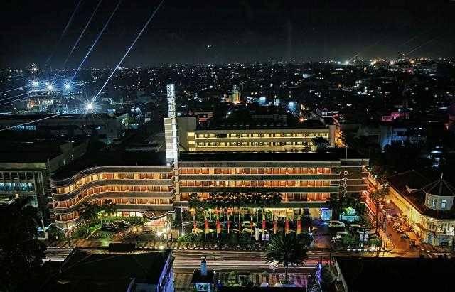 Hotel Eksotis di Asia Afrika Bandung