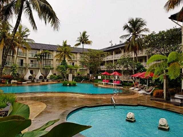 Hotel eksotis di Dago Bandung