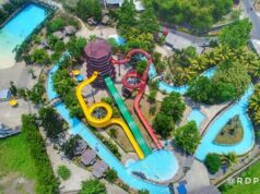 Teejay Waterpark Tasikmalaya