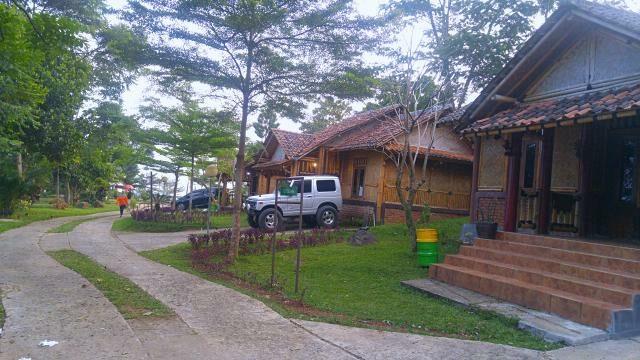 Desa Pelangi Sentul (Depes)