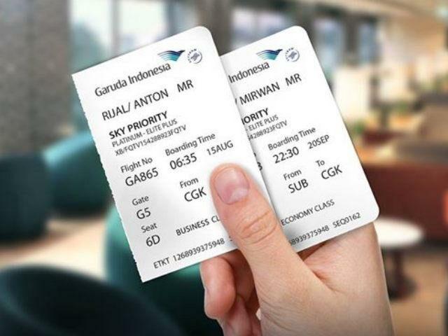 Promo Hotel Boarding Pass Garuda Indonesia Diskon Hingga 50