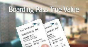 Promo Hotel Boarding Pass Garuda