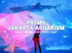 Promo Jakarta Aquarium