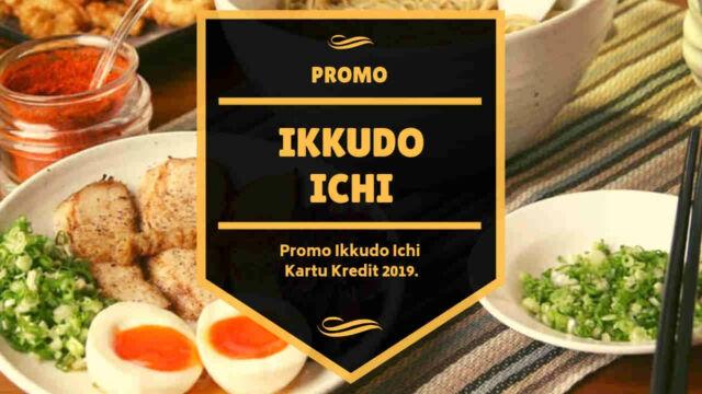 Promo Ikkudo Ichi