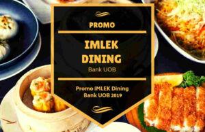 Promo Imlek Dining