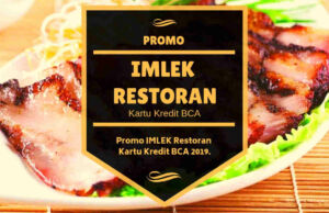 Promo Imlek Restoran
