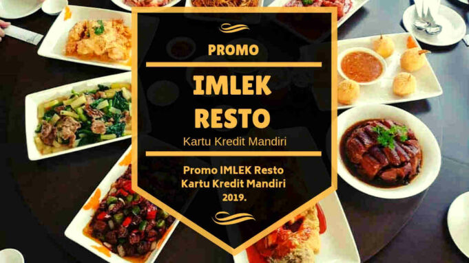Promo Imlek Resto