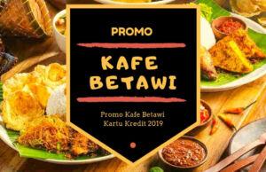 Promo Kafe Betawi