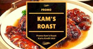 Promo Kam's Roast