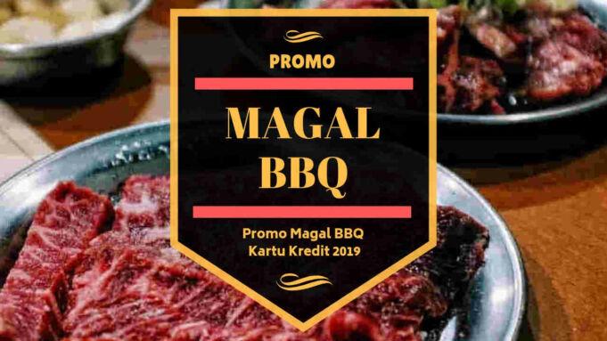 Promo Magal BBQ