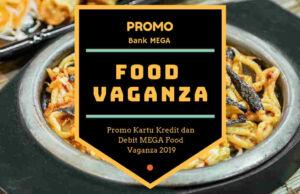 Promo Resto dan Cafe Bank Mega
