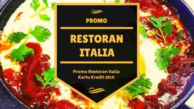 Promo Restoran Italia