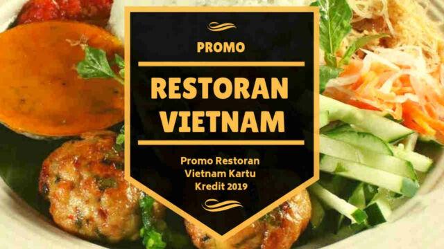Promo Restoran Vietnam