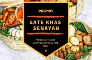 Promo Sate Khas Senayan
