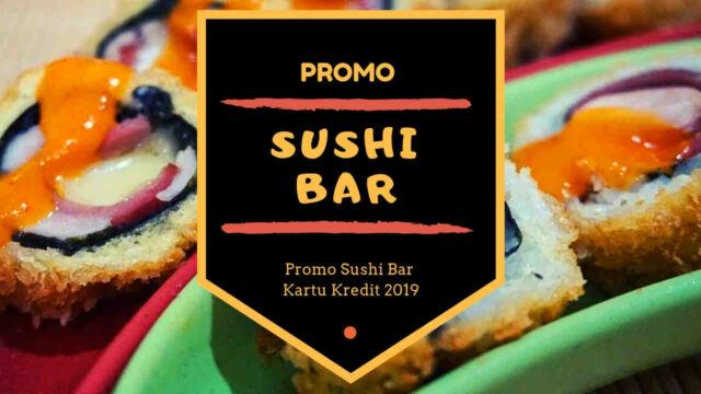 Promo Sushi Bar