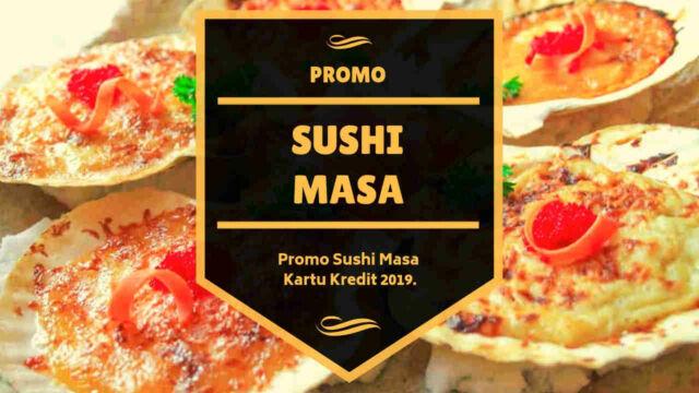 Promo Sushi Masa