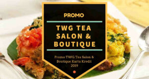 Promo TWG Tea Salon & Boutique