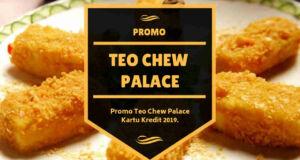 Promo Teo Chew Palace