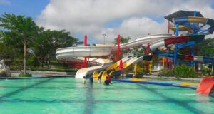 Boomerang Waterpark Boombara Kampar