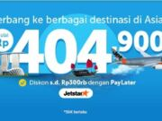 Promo Jetstar Traveloka Apps
