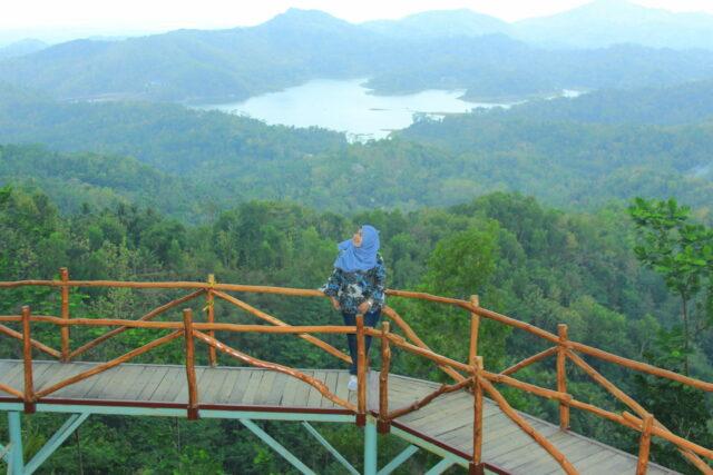Jembatan Surga Pule Payung Kulon Progo Yogyakarta