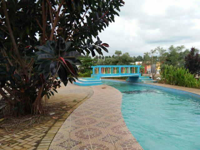 Kolam Arus GPI Waterpark Manado