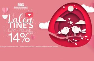 Promo Jatim Park Valentine Day