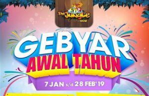 Promo The Jungle Bogor