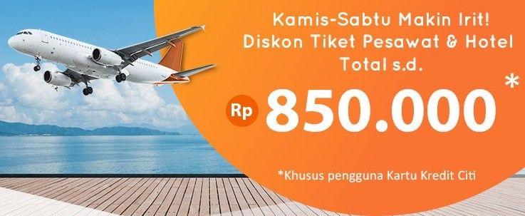 Kode Promo Hotel Tiket Pesawat Kartu Keredit Citi Diskon Rp800 000 Pegipegi Travelspromo