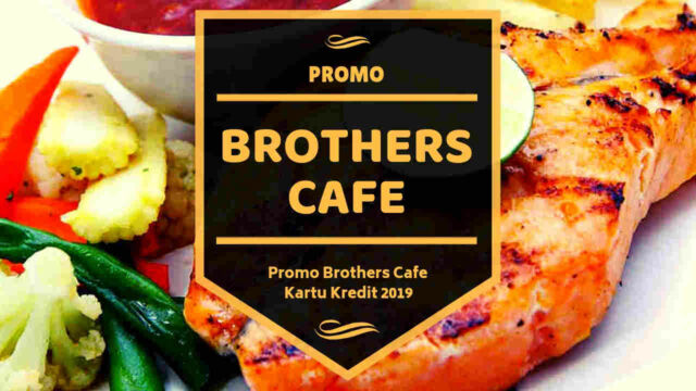 Promo Brothers Cafe