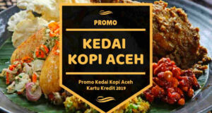 Promo Kedai Kopi Aceh