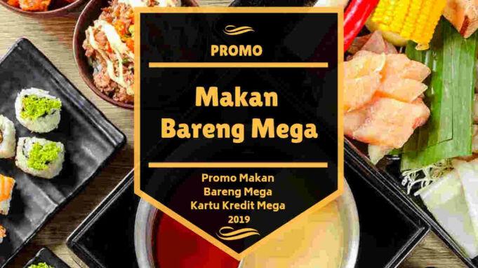 Promo Makan Bareng Mega