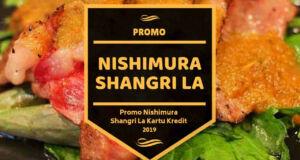 Promo Nishimura Shangri La