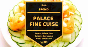 Promo Palace Fine Cuisene